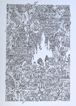 'Castle in the Sky' (2013)