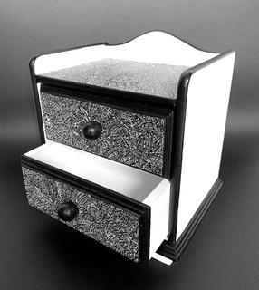 Tom's childhood drawers (2020) £6,500