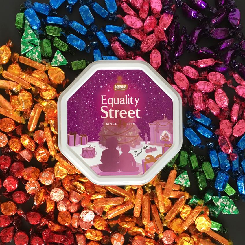 'Equality Street' Thomas Wolski