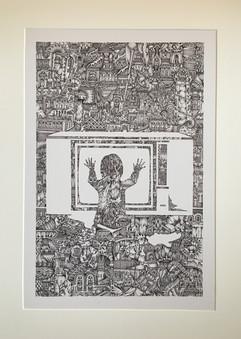 'Poltergeist' (2014) £6,900