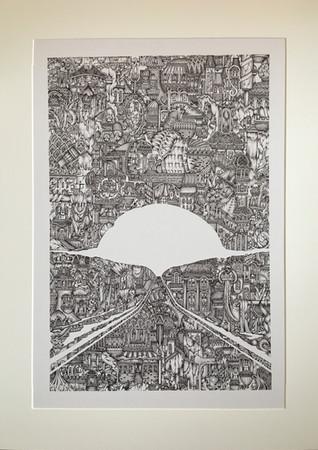 'Close Encounters' (2014) £6,900