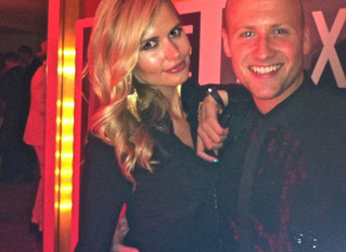 Luxure Fearless Magazine Launch, 5th Birthday (The Ivy London)