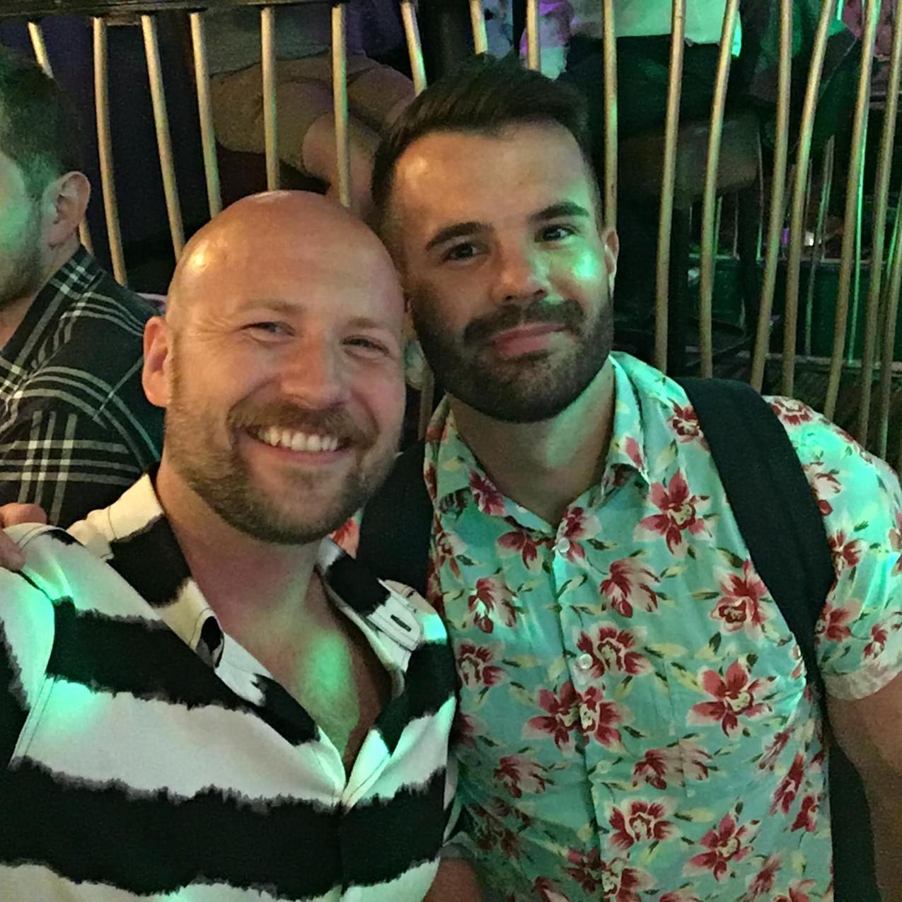 Thomas Wolski, Simon Dunn, Stonewall