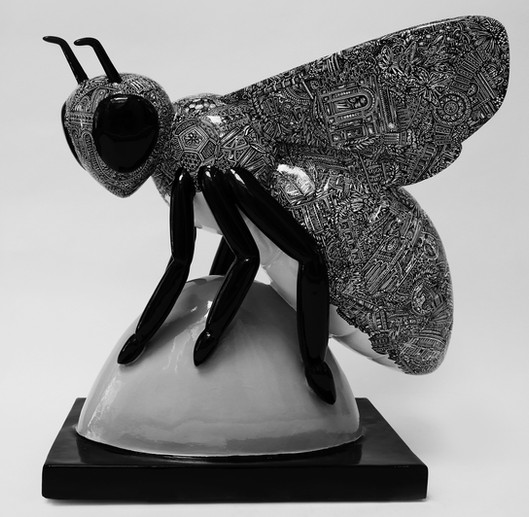 'Not Too Sha-Bee' (2018) SOLD
