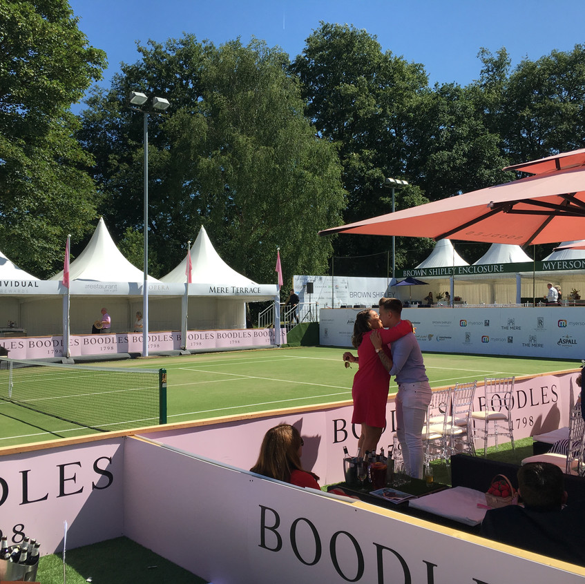 Boodles Tennis The Mere