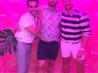 Stonewall Summer Party (2018) The Barbican London, charity event