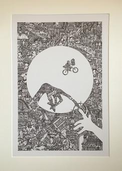 'E.T' (2014) £6,900