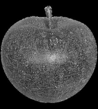 'Poise & Apple' (2020) £99,000 by Thomas Wolski