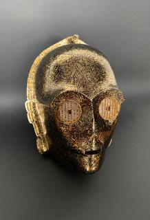 '24ct C-3PO' (2020) by Thomas Wolski £15,700