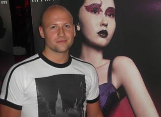 Thomas Wolski at MIMI.C Showcase for London fashion week (LFW 2012) Club Rose