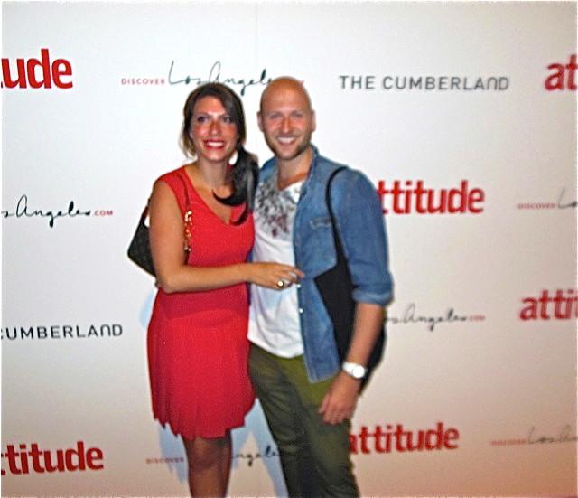 Thomas Wolski Attitude Magazine