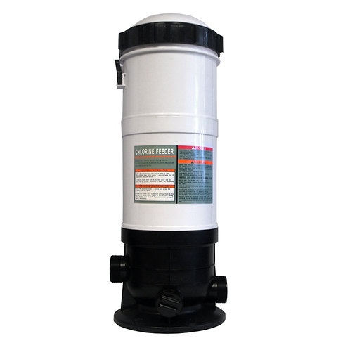 11178 Auto (in-line) Chlorinator with Flow Control Valve, 65 lb Capacity