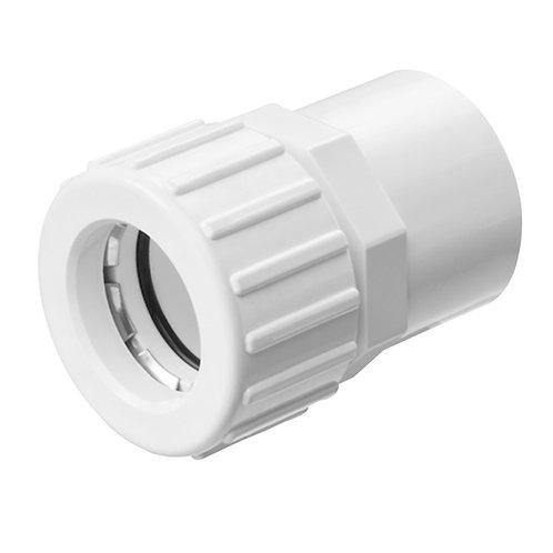 "FL0606-20 2"" Slip Copper to PVC Adapter"