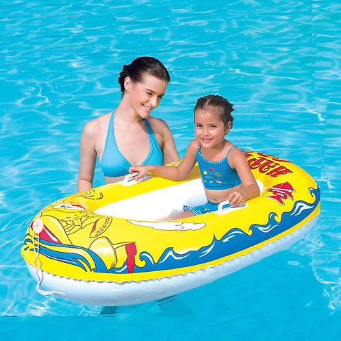 """34009B 54""""x 35"""" Happy Crustacean Junior Boat"""