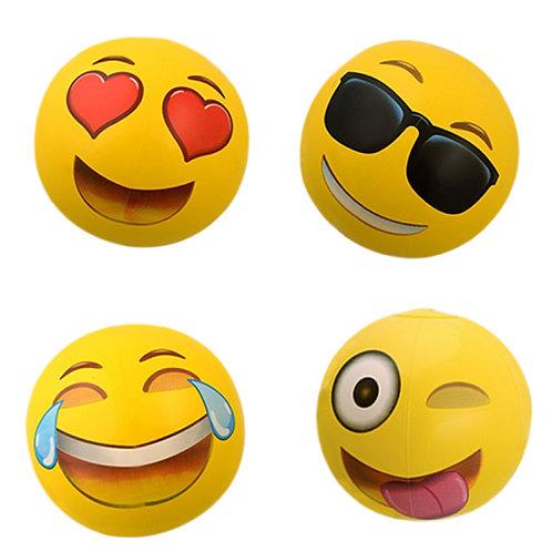 "10575 Emoji Beach Balls 18"""