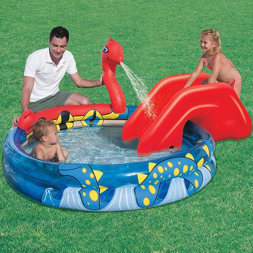 """53033B 76""""x67""""x30"""" Viking Play Pool"""