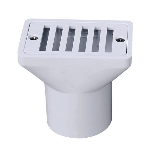 11209 Deck Drain/Gutter Socket 4'