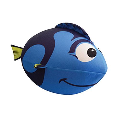 "AN0707C 28"" Monster Fish Football (Blue Tang)"