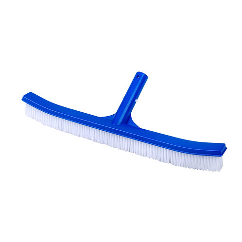 11036 Standard Wall Brush 18' Curved ABS Molded
