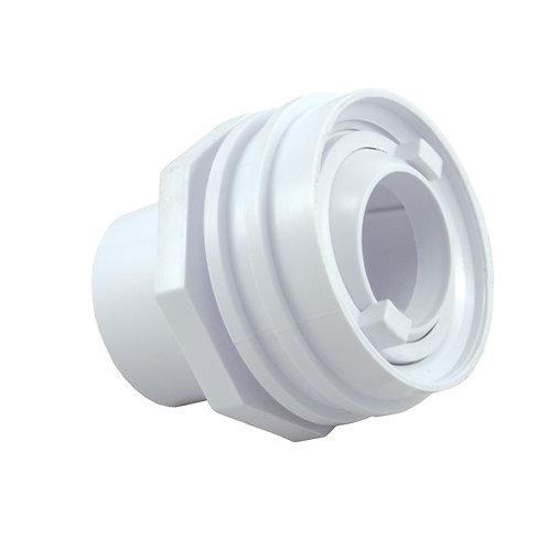 25555-000-000 Flush Mount Return Fitting (White)