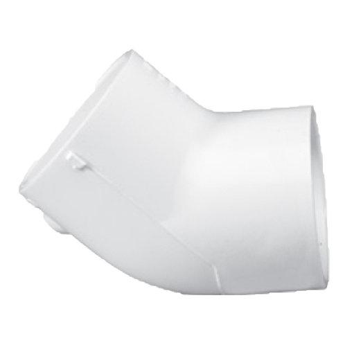 417-012 45^ELL slip x slip 1-1/4(25/Box)