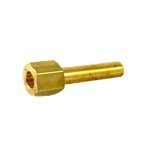 V60-110 Brass Sleeve Nut (10/Bag)