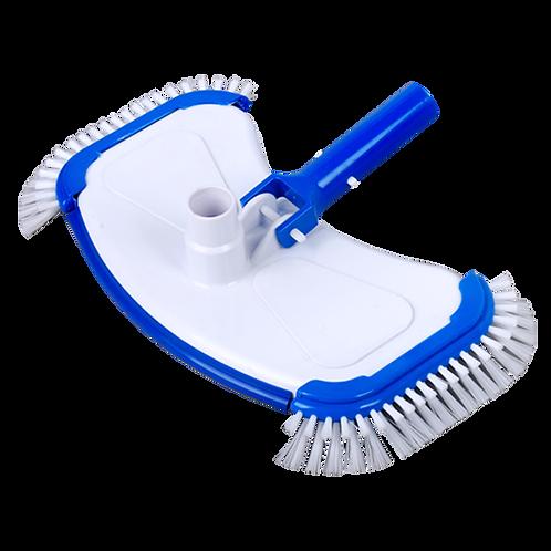 11108 Large White ABS Vacuum, Side Brushes