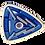 Thumbnail: 11052 Triangular Shaped Vacuum, See-Thru