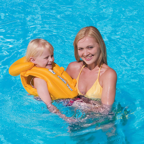 "32034EU 20""x18"" Swim Safe Swim Vest-Step B"