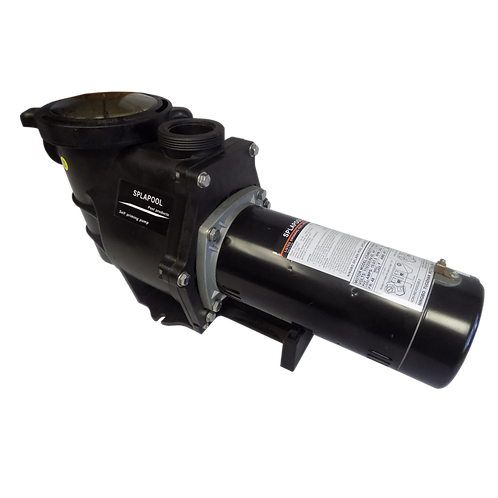 12754 Two Speed Pump for ING Pools, 1 HP/115 V
