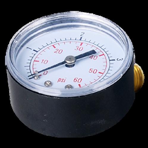 11302S Pressure Gauge, Side Mount