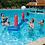 "Thumbnail: 52133B 96""x25"" Volleyball Set"
