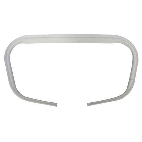 11526-Plastic Rim Replacement WhitePlastic Guard for 11526, 11526TS and 11526DS