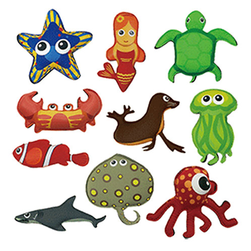 AN0514 Dive Animal (Blister Pack)