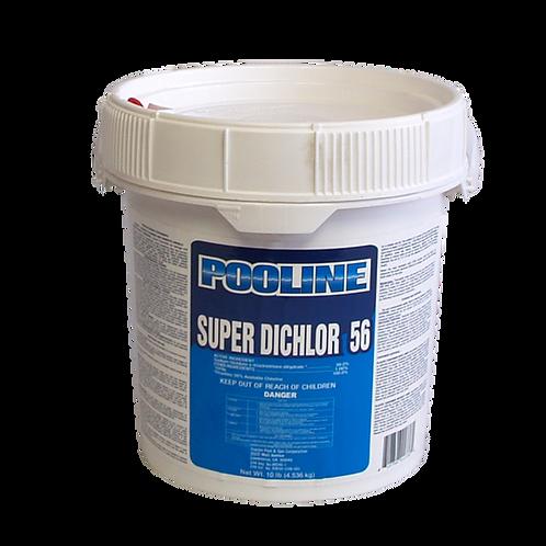 11956 Dichlor Granules in 10# Pails