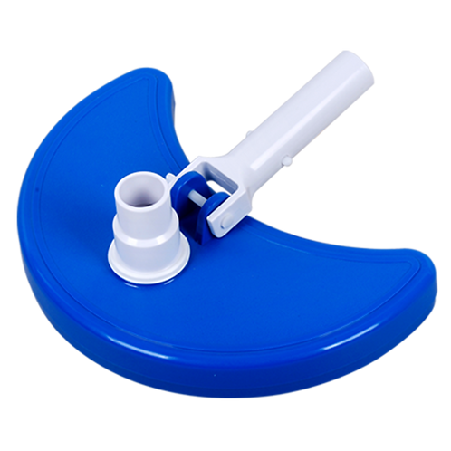 11107 Blue ABS Vaccum Head with Enclosed Weights