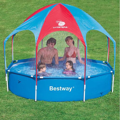 56193 8'X20' Splash-in-Shade Play Pool