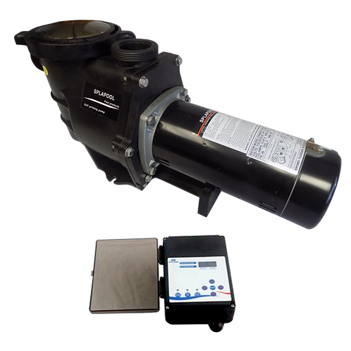 12755C Two Speed Pump of 1.5HP 230V with Controller