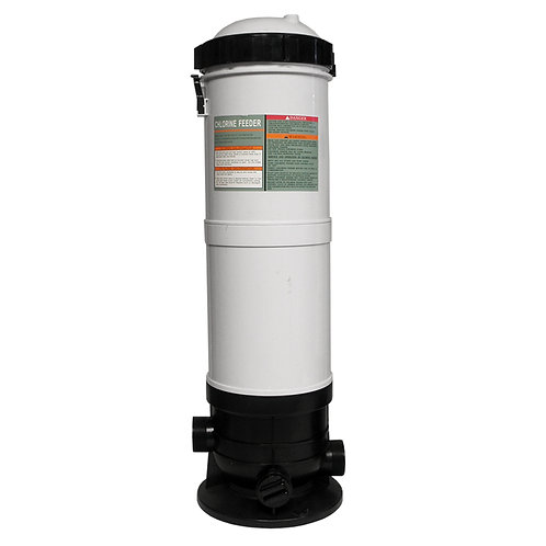 11179 Auto (in-line) Chlorinator with Flow Control Valve, 86 lb Capacity