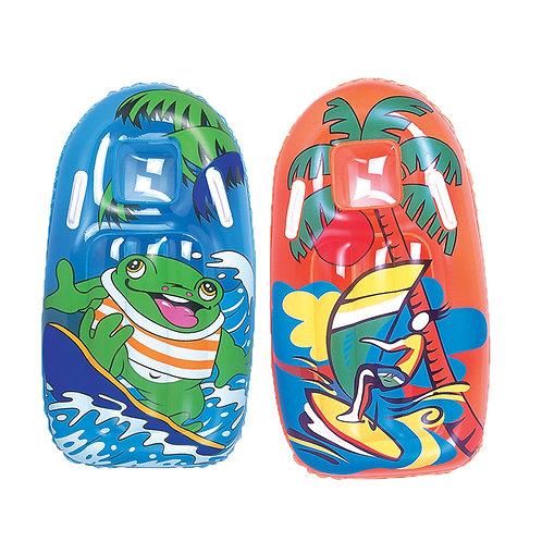 "42008B 39""x20"" Animated Surf Rider"