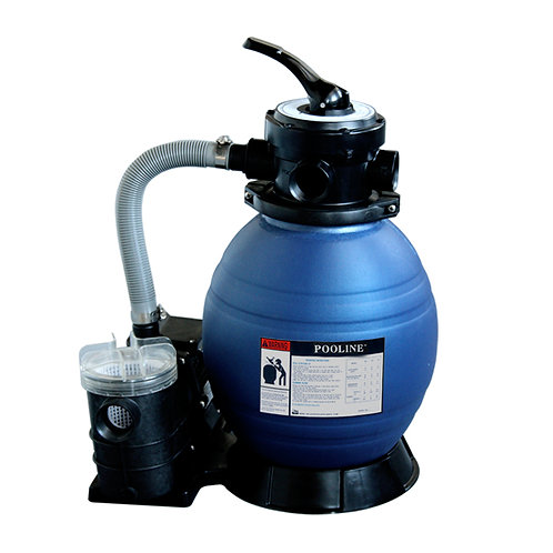 "11715 12"" Sand Filter with 0.35 HP Pump"