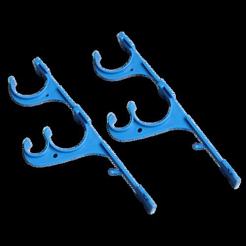 11079 Triple Hook Polymer Accessory Hanger