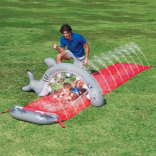 52163B 16' Shark Bite Water Slide