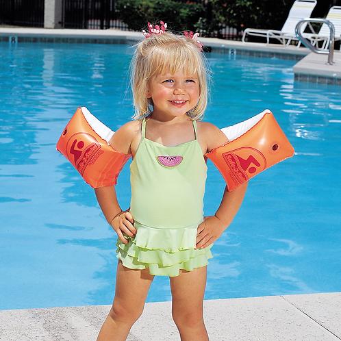 "32045B 10""x 5"" Upper Arm Swim Help"