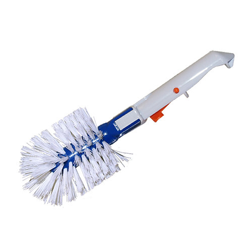 11518 Polybristle Corner Brush on EZ-Clip Handle