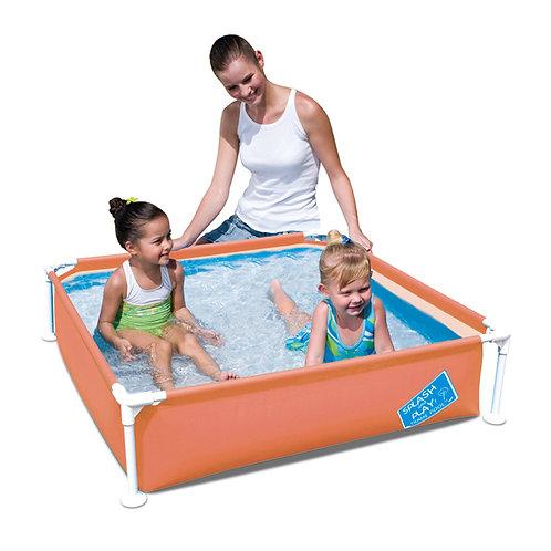 56217 122cm x122cm x30.5cm My First Frame Pool