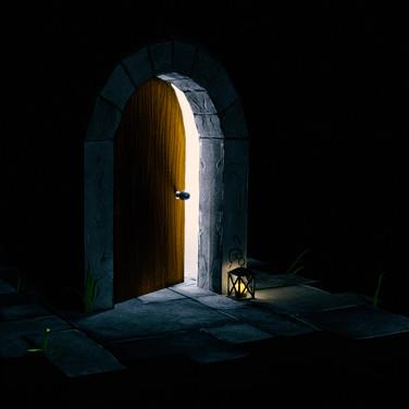 Door to ?