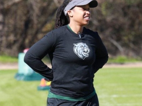 Jennifer King is Officially the First Black Female NFL Coach