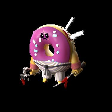 Dough Joe design by Lady Tea