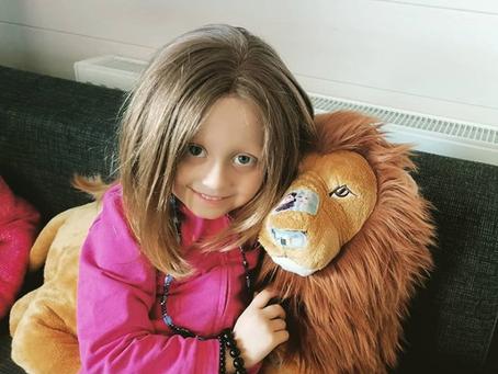 Unsere kleine Kämpferin Leonie!!
